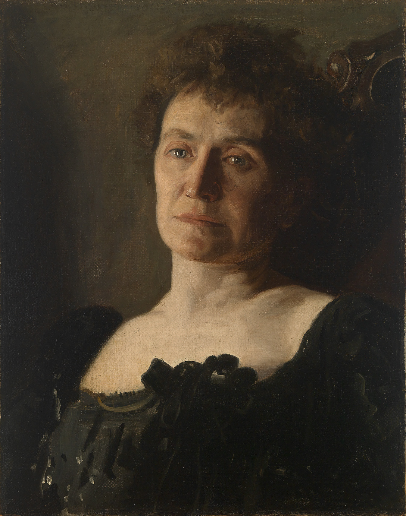 Eakins, Mrs. Edith Mahon