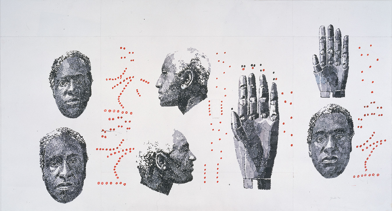 Yarde, Heads and Hands II