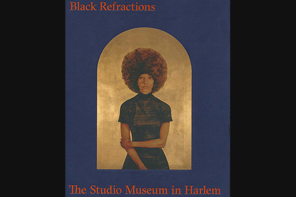 Black Refractions exhibition book cover