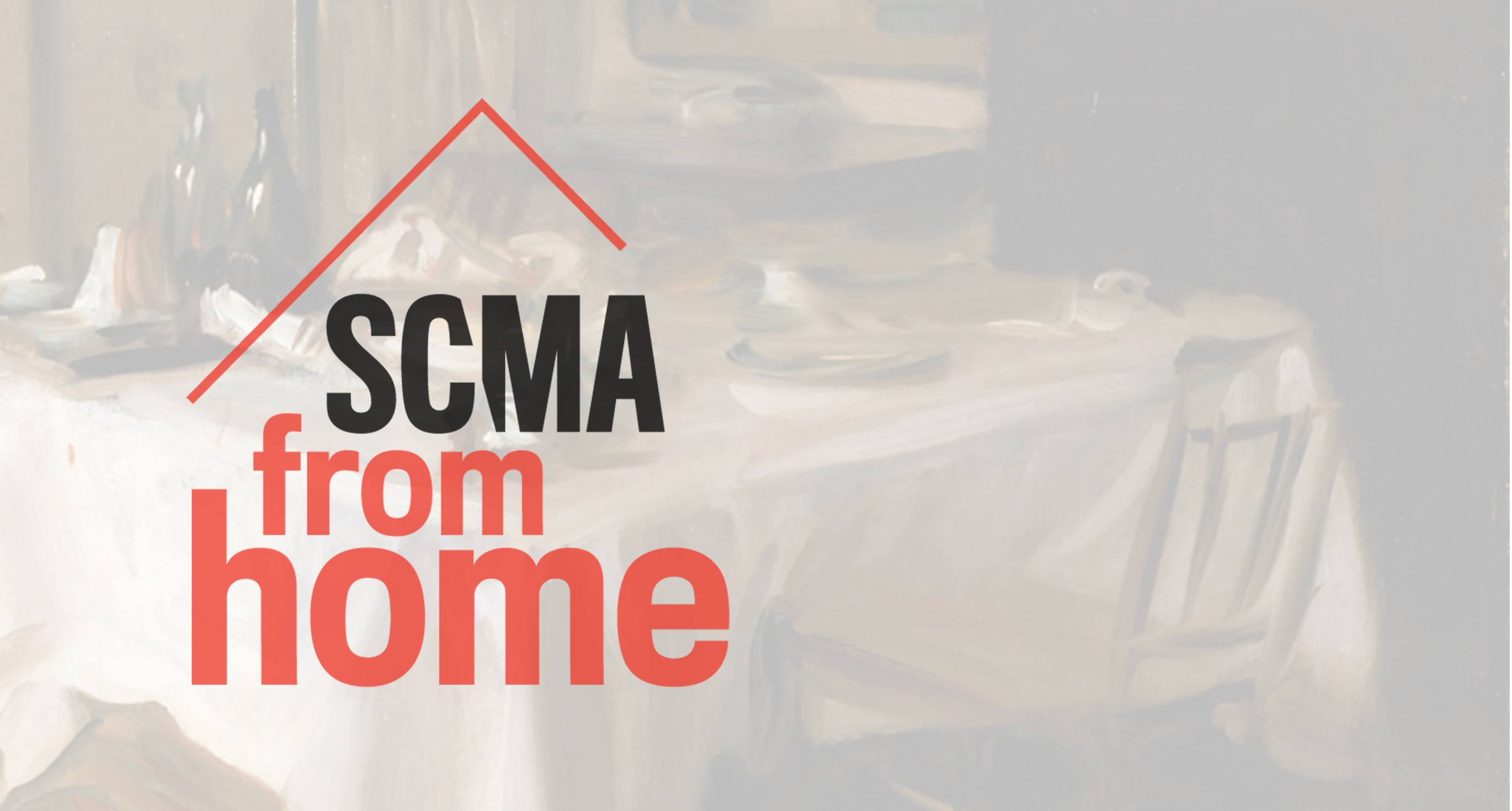 Sargent  My Dining Room with SCMA from Home logo on top